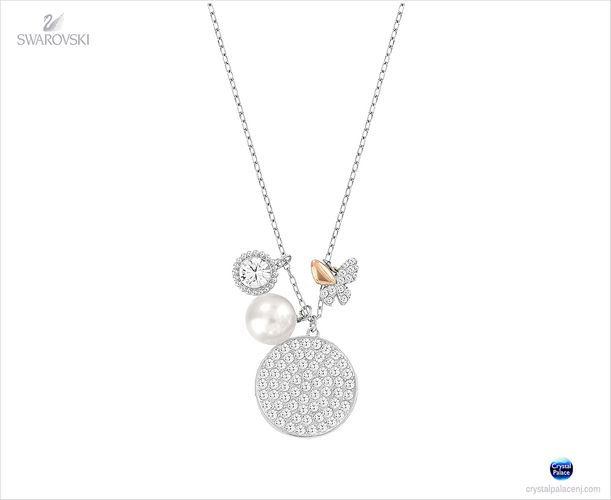 (SOLD OUT) Swarovski   Cute Pendant