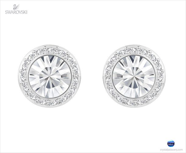 (SOLD OUT) Swarovski Angelic Pierced Earrings