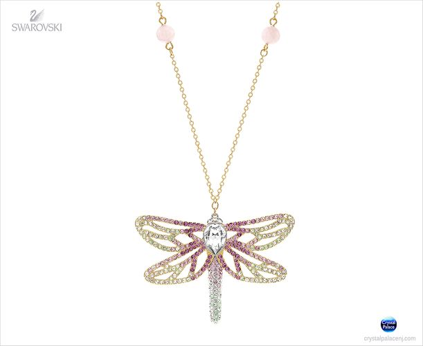 (SOLD OUT) Candy Dragonfly Large Pendant