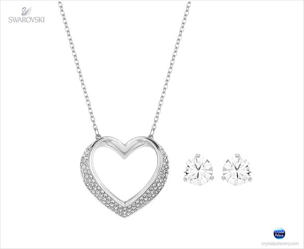 (SOLD OUT) Swarovski Cupidon Set