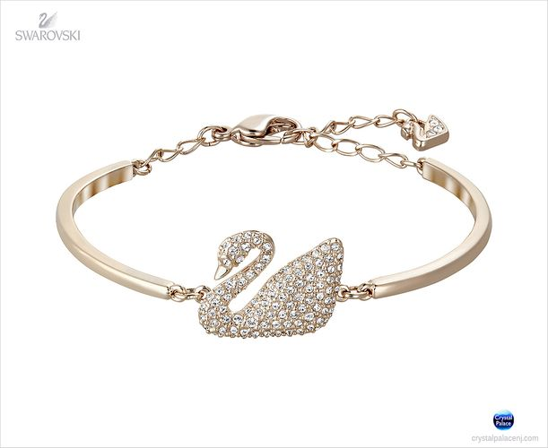 (SOLD OUT) Swan Bangle