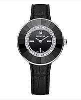 Octea Dressy Watch,  Black