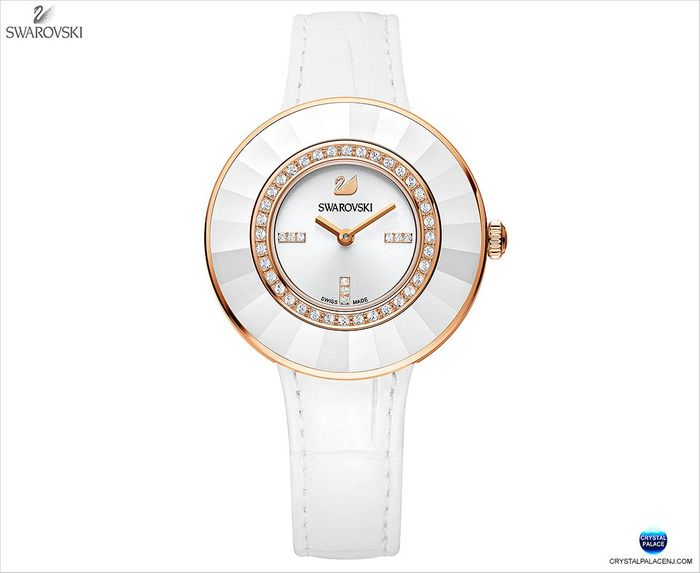 Octea Dressy  Watch,  White