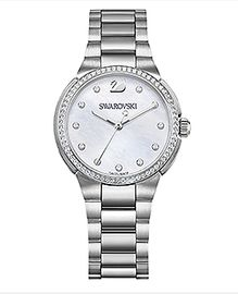 City Mini Watch Mother-of-Pearl