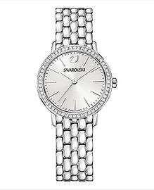 (SOLD OUT) Graceful Mini Watch Silver Tone