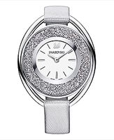 Crystalline Oval Watch Gray