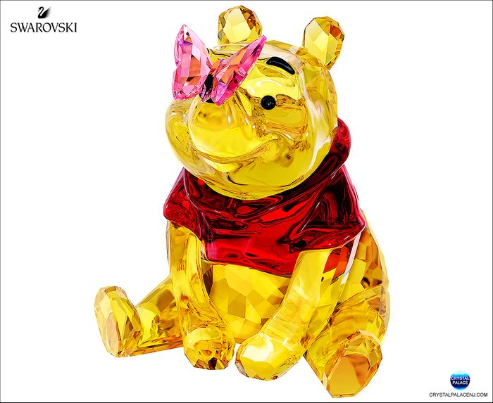 Disney Winnie the Pooh with Butterfly