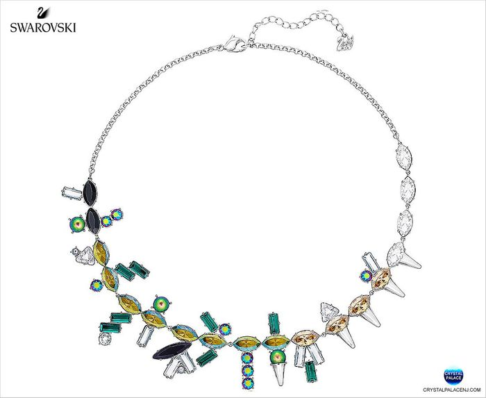 Helen Necklace, Multi-colored