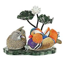 (SOLD OUT) Crystal Myriad Mandarin Duck Couple
