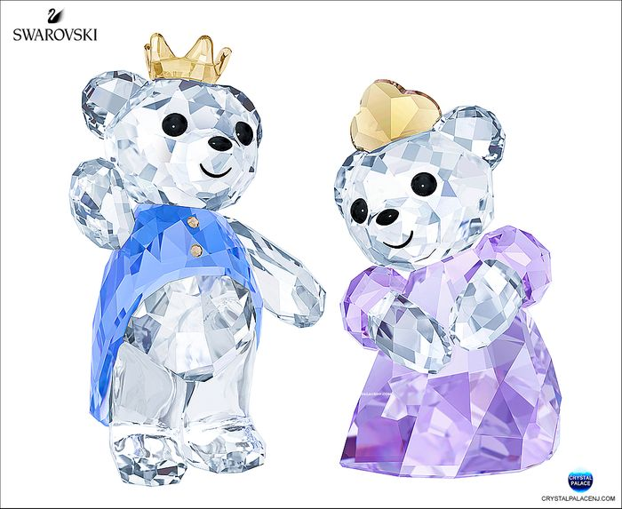 KRIS BEAR  - PRINCE & PRINCESS