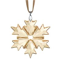 (SOLD OUT) Swarovski SCS 2018 Little Snowflake Christmas Ornament