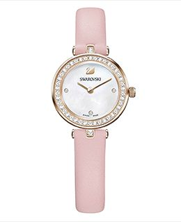 (SOLD OUT) Aila Dressy Mini Watch,  Pink