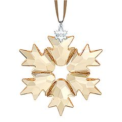 (SOLD OUT) Swarovski SCS 2018 Christmas Ornament, Large