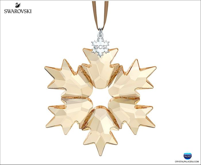 NEW Swarovski SCS 2018 Christmas Ornament, Large
