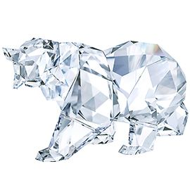 (SOLD OUT) Arran Gregory Bear , Crystal