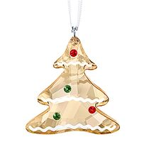 (SOLD OUT) Gingerbread Tree Ornament