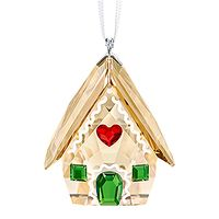 (SOLD OUT) Gingerbread House Ornament