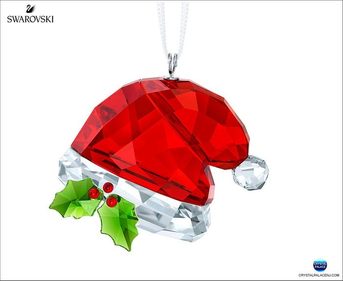 (SOLD OUT)  Santa´s Hat Ornament