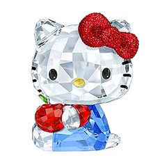 Hello Kitty Red Apple