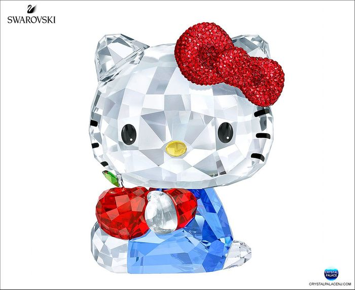 NEW Hello Kitty Red Apple