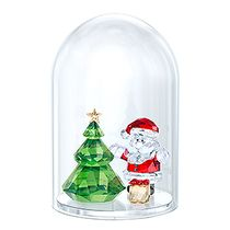 (SOLD OUT) Bell Jar - Christmas Tree & Santa