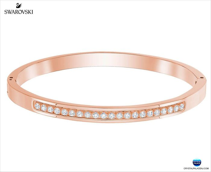 Further Thin Bangle, Rose gold