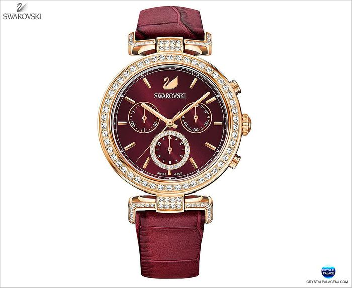 Era Journey Watch,  Dark Red