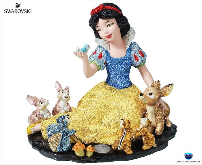 (NEW 2019)  Snow White And Forest Animals