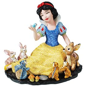 (SOLD OUT) Snow White And Forest Animals
