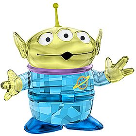 Toy Story Pizza Planet Alien