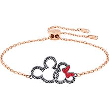 (SOLD OUT) Mickey & Minnie Bracelet, Multi-colored