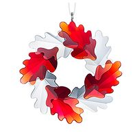 (SOLD OUT) Wreath Ornament, Leaves