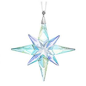 (SOLD OUT)  Star Ornament, Crystal AB, small