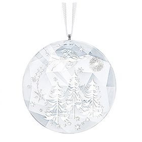 (SOLD OUT)  Winter Night Ornament