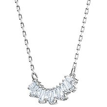 (SOLD OUT) Sunshine Necklace, White, Rhodium