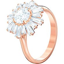 (SOLD OUT)  Sunshine Ring, White, Rose gold