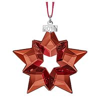 Magma Red Holiday Ornament 2019 Large