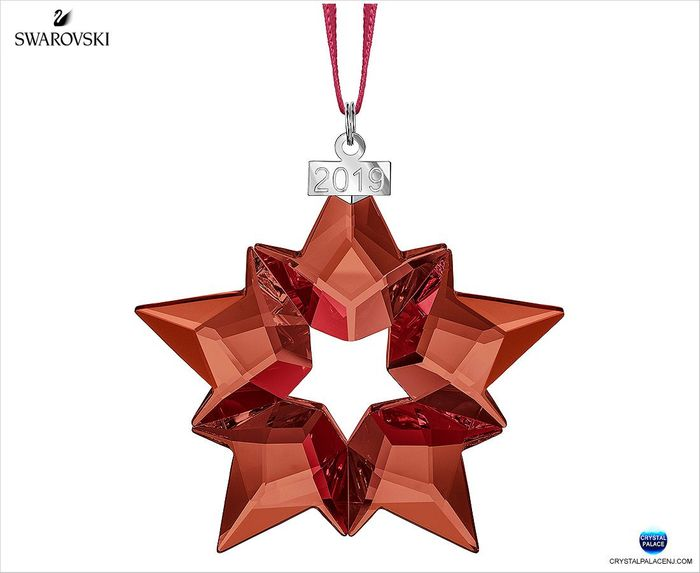 (SOLD OUT) Magma Red Holiday Ornament 2019 Large