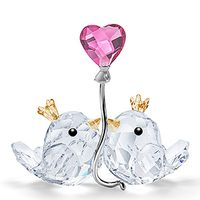 (SOLD OUT) Love Birds, Pink Heart