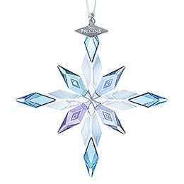 (SOLD OUT) Frozen 2 Snowflake Ornament