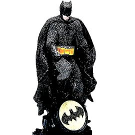 Warner Bros. Batman, Large Limited Edition