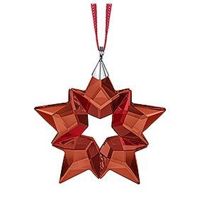 (SOLD OUT) Magma Red Holiday Ornament, small 2019