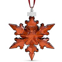 (SOLD OUT) Magma Red Holiday Ornament, Annual Edition 2020