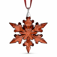 (SOLD OUT)  Magma Red Holiday Ornament, small. Annual Edition 2020