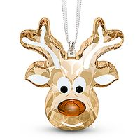 (SOLD OUT) Gingerbread Reindeer Ornament