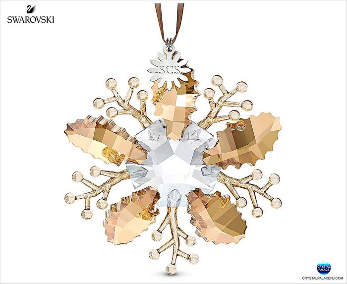 (SOLD OUT) SCS Winter Sparkle Ornament, A.E. 2020