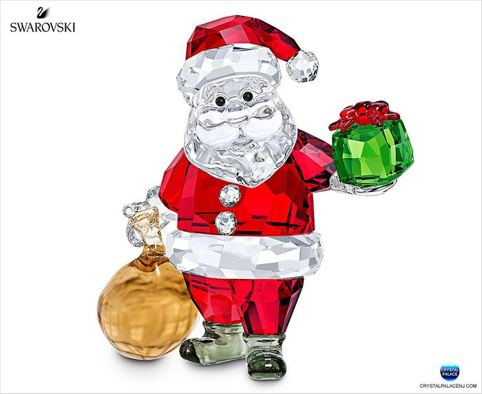 (SOLD OUT) Santa Claus with Gift Bag