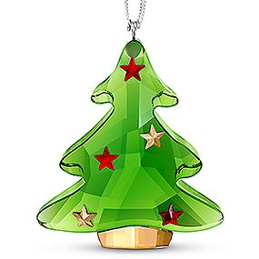 (SOLD OUT)  Green Christmas Tree Ornament