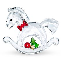 (SOLD OUT) Rocking Horse – Happy Holidays
