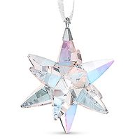 (SOLD OUT) Star Ornament, Shimmer, medium